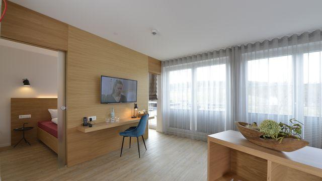 3-Raumappartement Landliebe | 45 m²