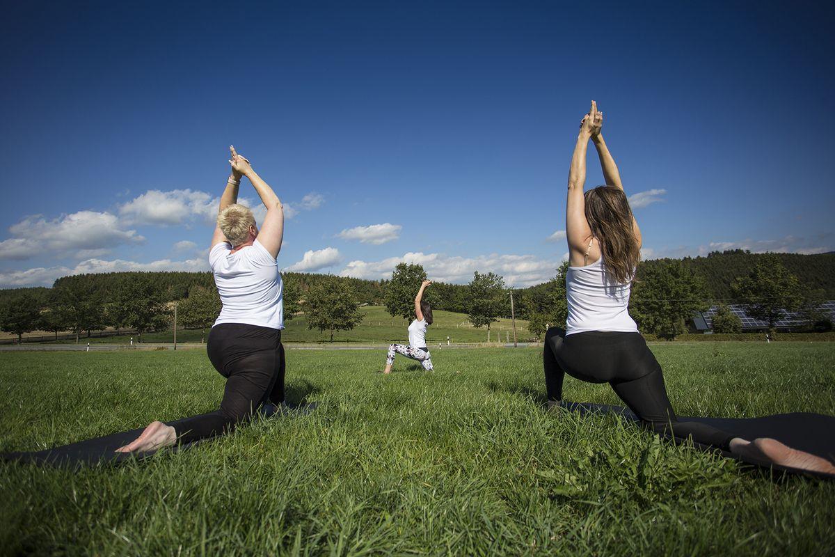 NEU! Familien Yoga Retreat Sommer