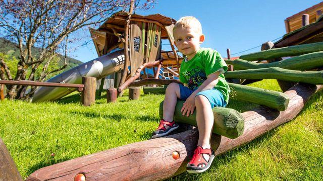 Kuschelferien mit Kleinkinder zum Spartarif September 20