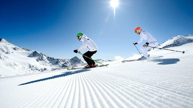 Weiße Wochen mit Ski plus City Pass