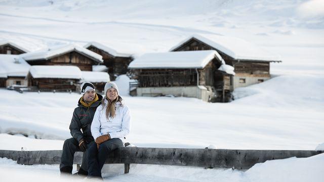 Wintertraum im Stubai inklusive 6 Tage Skipass