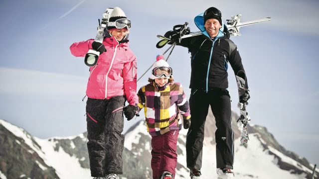 Ski-Spa(r) Woche im Februar