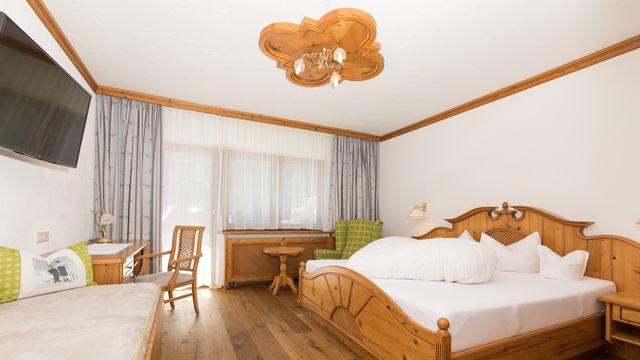 FZ Komfortzimmer Elfer | 35 qm - 1-Raum