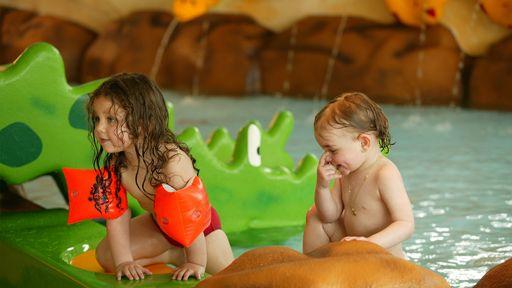 """In der """"Freds Swim Academy"""" lernen die Kids leicht und schnell schwimmen."""