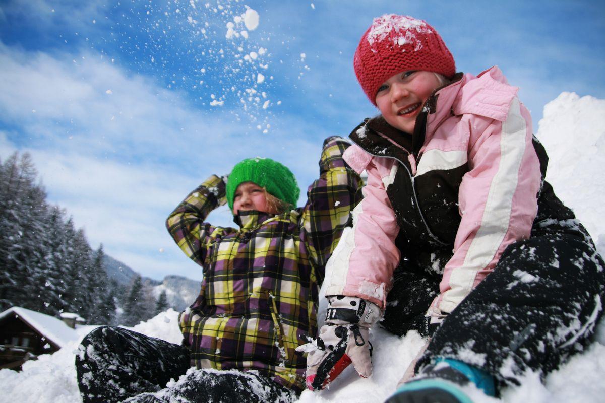 WINTERSPASS für Familien - 1 Kind gratis