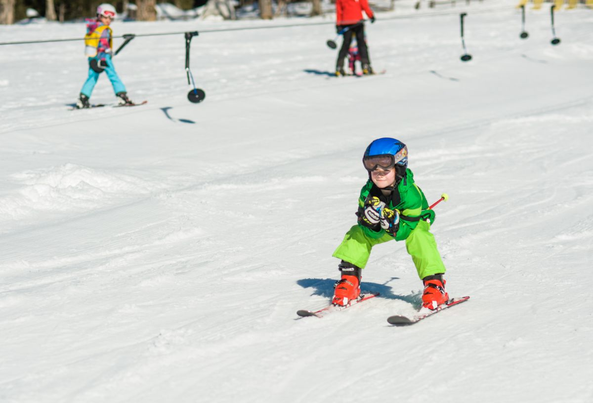 Oster - Skifahren inkl. 6-Tages-Skipass