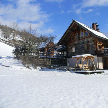 Almhaus Köberlhof, Winter
