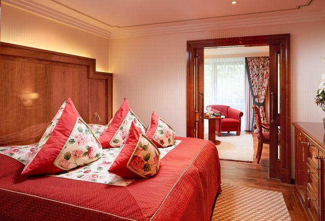 Hotel Dollenberg in Bad Peterstal–Griesbach: Suite type IV (Last Minute)