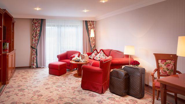 Luxury Suite Type VI Valley view
