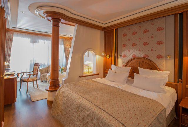 Hotel Dollenberg in Bad Peterstal–Griesbach: Suite junior type III (Last Minute)