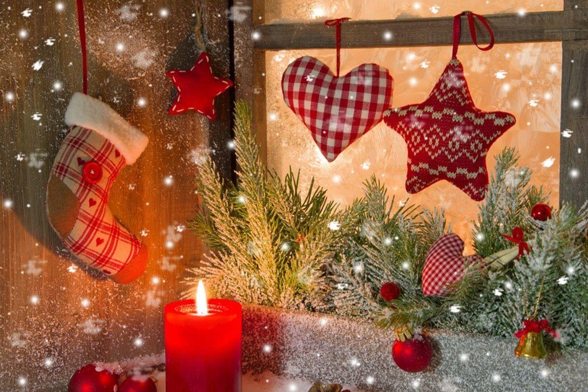 Weihnachten wie daheim