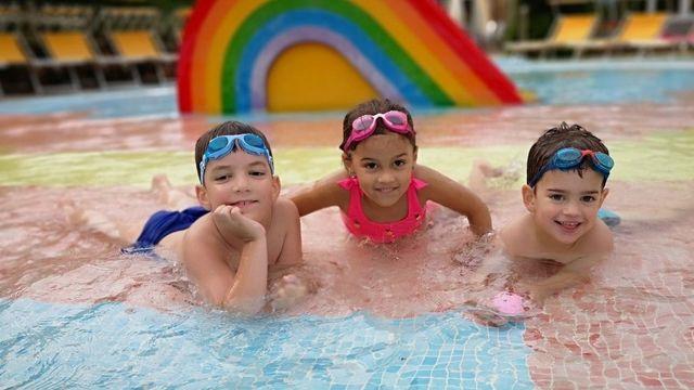 Jedes Kind zum halben Preis - Mehr als Pfingstferien, ein richtiger Vorsommer-Urlaub!