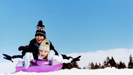 Wir bieten ein endloses Angebot an Freizeitaktivitäten für Ihren Winterurlaub, um Sie fit zu halten!