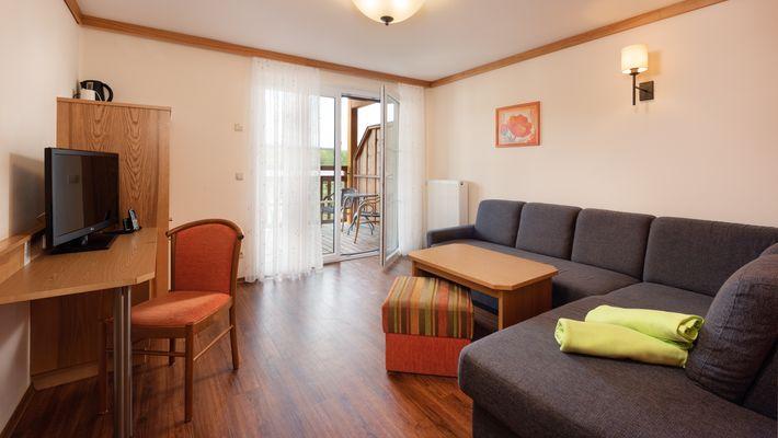 Hotel Zimmer: Family-Suite Exklusiv - Schreinerhof in Schönberg