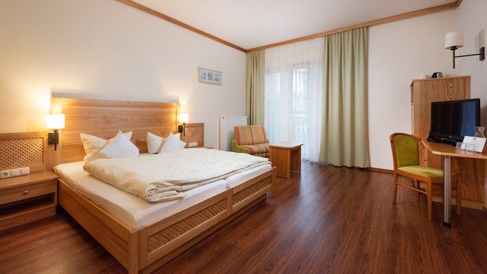 Hotel Zimmer: Doppelzimmer Exklusiv - Schreinerhof in Schönberg