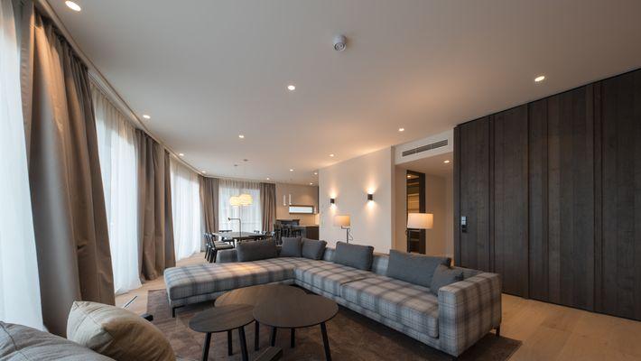 Hotel Zimmer: Penthouse - Schreinerhof in Schönberg