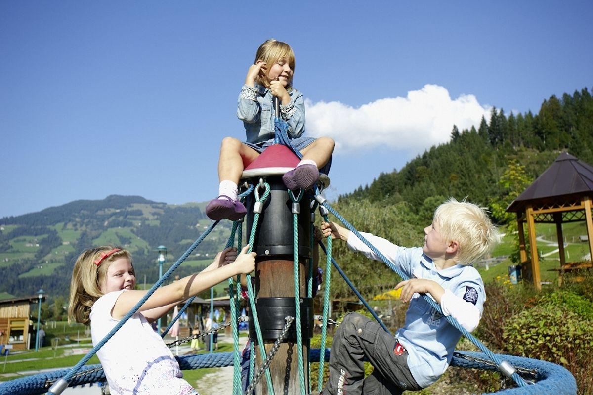 Bergerlebniswoche in den Kitzbüheler Alpen