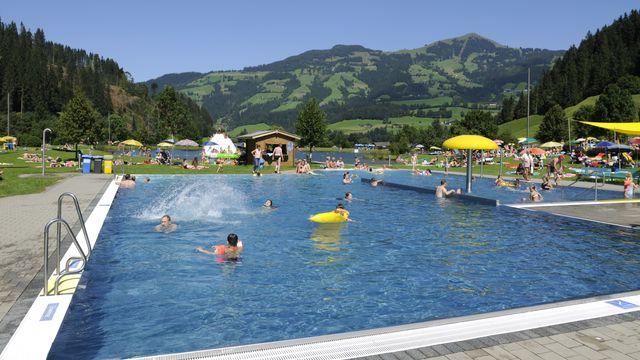 Sommer-Urlaubs Woche