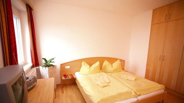 Großraum Suite mit Terrasse | 3-Raum - 54qm