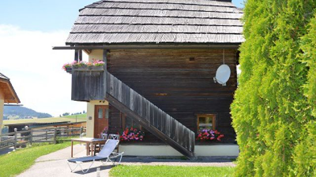 Chalet Petschnighütte | 3-Raum - 60qm