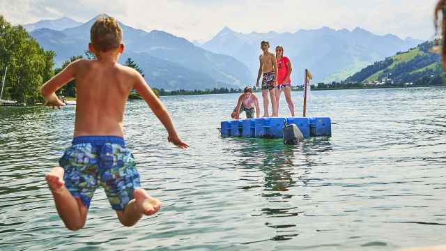 Sommer am See - August