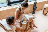"""Private Spa Suite """"African Lodge""""   2 Personen   2 Stunden"""