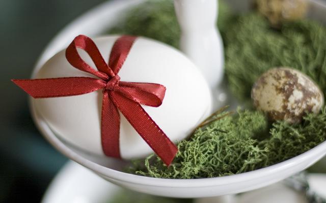 Biohotel Bavaria: Organic Egg