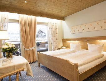Doppelzimmer Classic (Budget) - Biohotel Bavaria