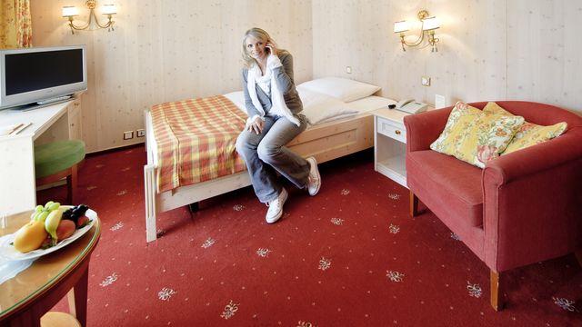 "Single Room ""Alphubel"""