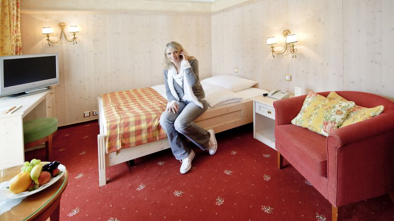 chambre individuelle Chambre individuelle Castor