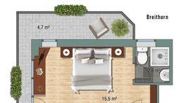 """Doppelzimmer Doppelzimmer """"Breithorn"""""""