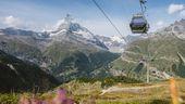 Bergbahnpauschale mit Halbpension