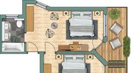 "Appartements Appartement ""Dufourspitze"""