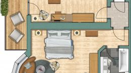 "Appartements Appartement ""Mettelhorn"" Nord"