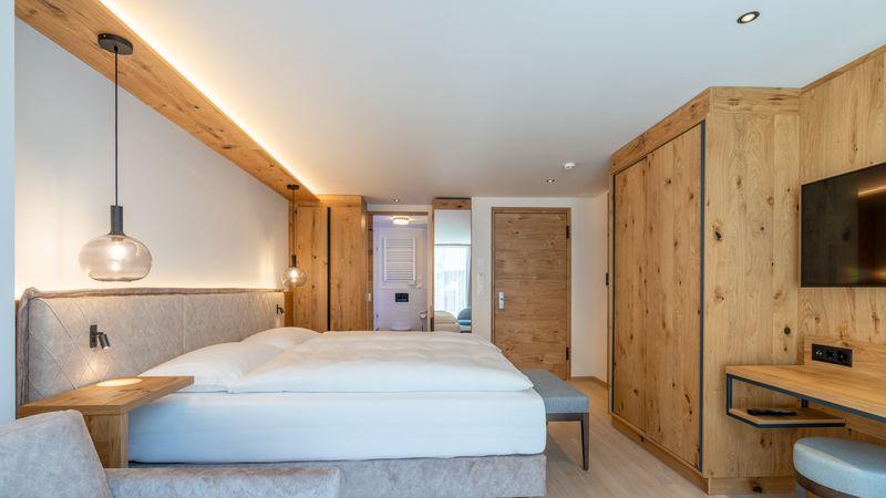 """Doppelzimmer Doppelzimmer """"Obergabelhorn"""" Komfort"""