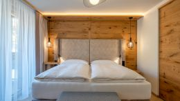 """chambres doubles Chambre double """"Nordend"""" - 3 3/6"""