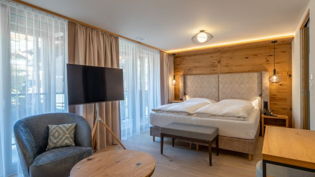 "Chambre double ""Nordend"""