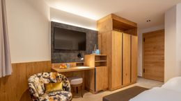 """chambres doubles Chambre double """"Eggishorn"""" - 3 3/7"""