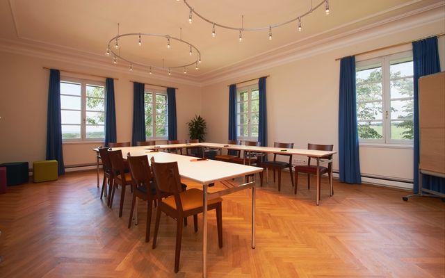Biohotel LindenGut Tagungsraum Großer Saal