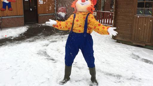 Besuchen Sie im Familotel Ferienhof Laurenz den Happy-Club für Kinder.