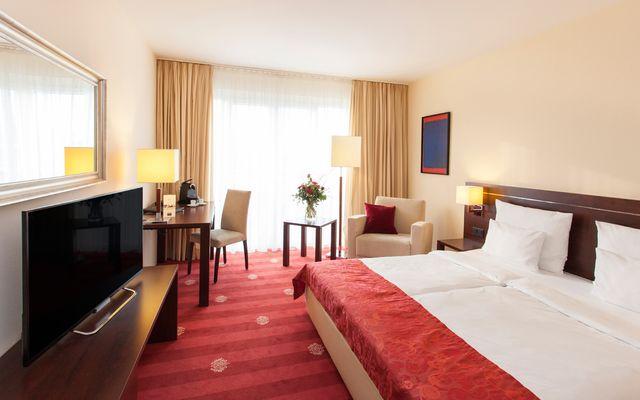 Superior Doppelzimmer - Hotel Vier Jahreszeiten Starnberg