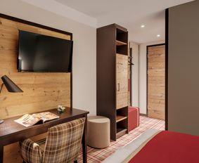 Balcony room #1 - Hotel Traumschmiede in Unterneukirchen