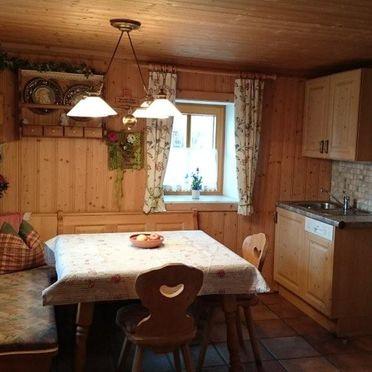 Ferienalm Grojerhof, Küche