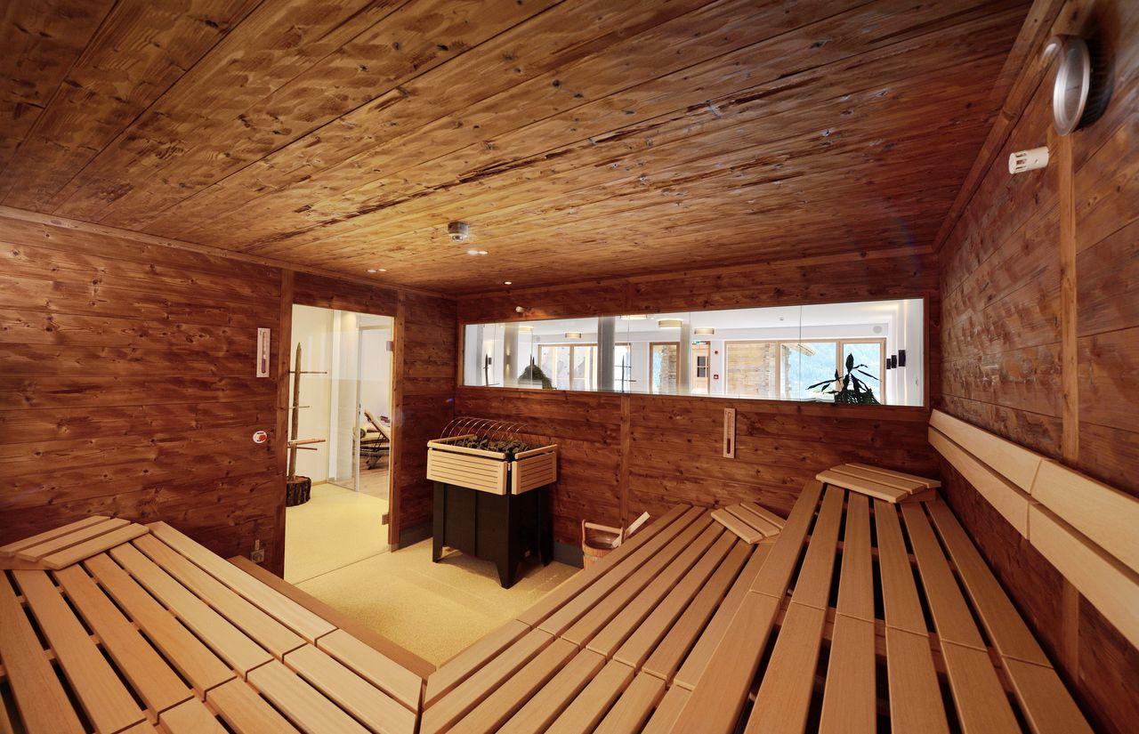 Unsere ALM - Sauna