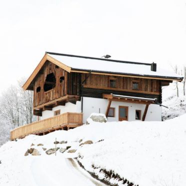 Hennleiten Hütte, Winter