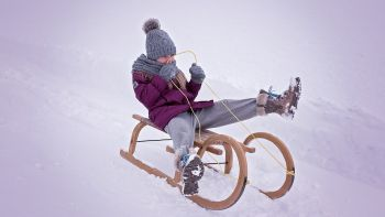 *** Zoethoudertje voor de winter***