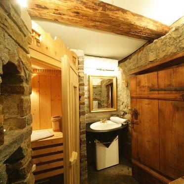 Untere Brunnalm, Badezimmer