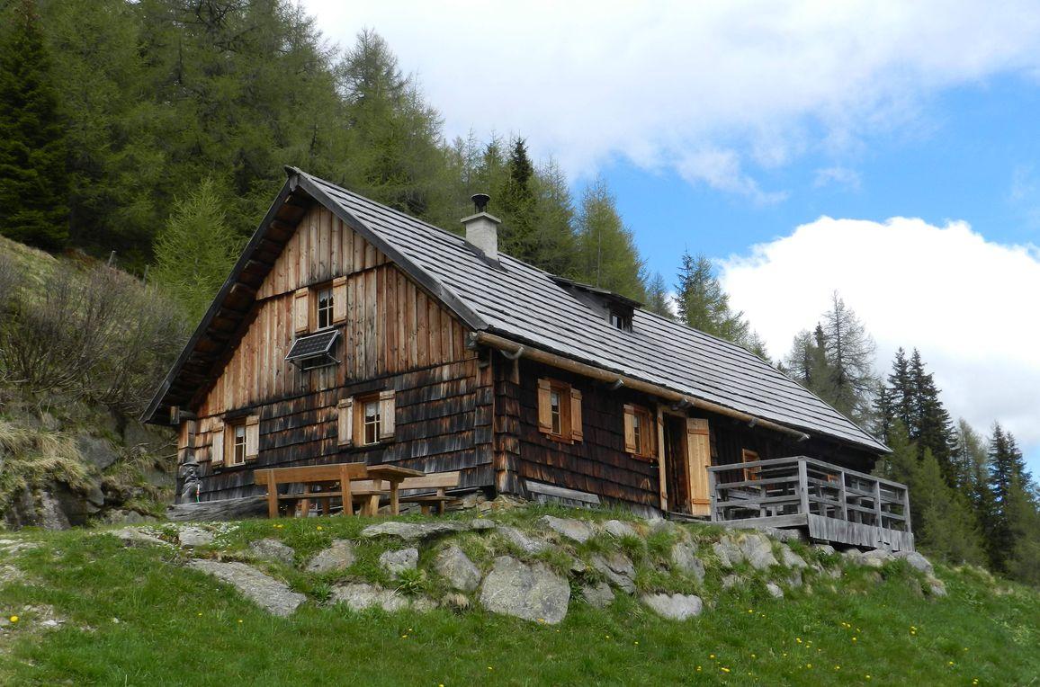 Ranahütte, Summer