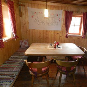 Livingroom, Ranahütte, Ramingstein, Salzburg, Salzburg, Austria