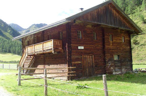 Sommer, Unterkofler Almhütte, Osttirol - Außervillgraten , Tirol, Tirol, Österreich